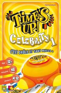 [Prime] Jeu d'ambiance Time's Up Celebrity 1