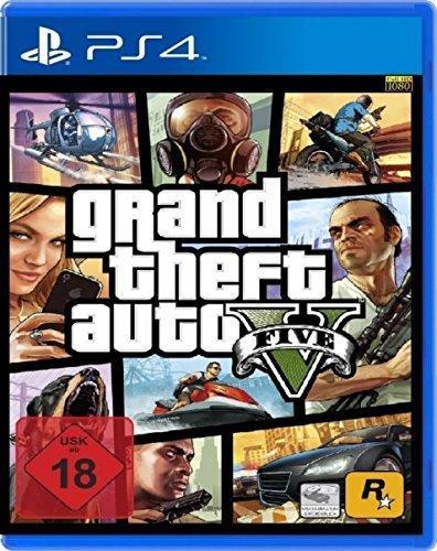 GTA V sur PS4 (VOSTFR)