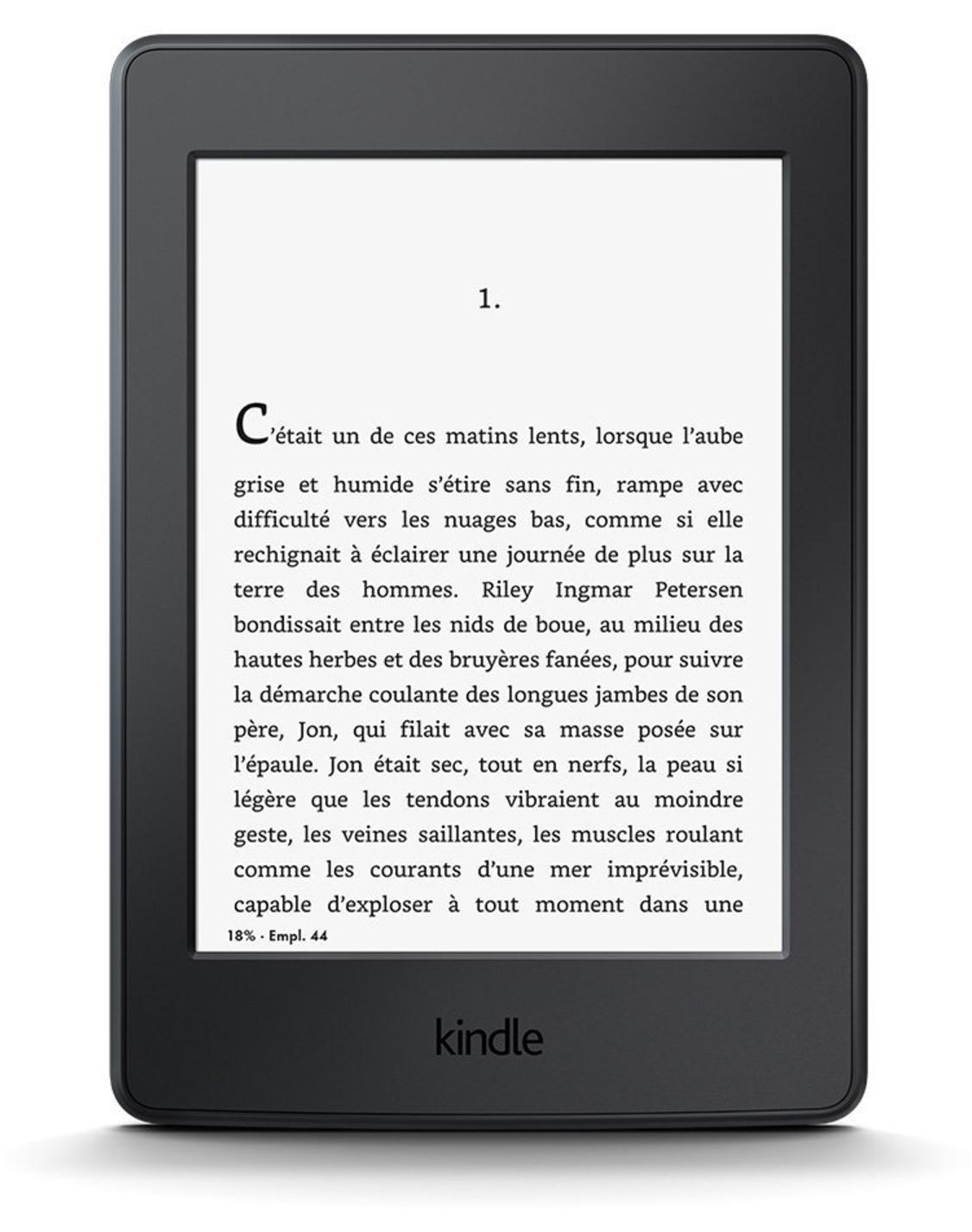 """[Membres Prime] Liseuse numérique 6"""" Kindle Paperwhite - Avec offres spéciales, Reconditionnée"""