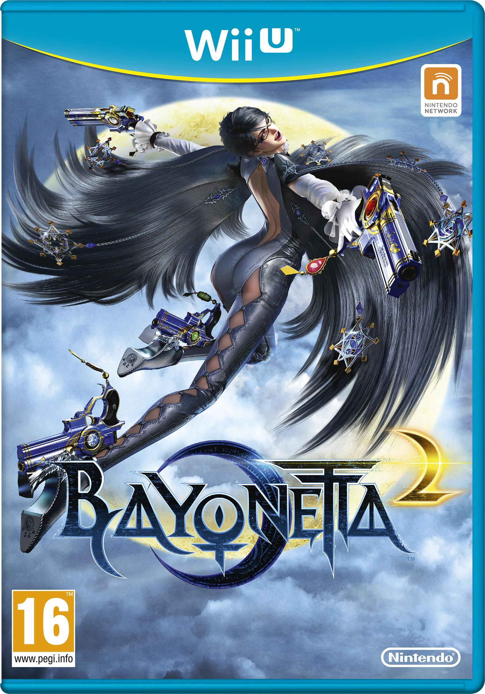 Sélection de jeux Wii U en promotion - Ex: Bayonetta 2