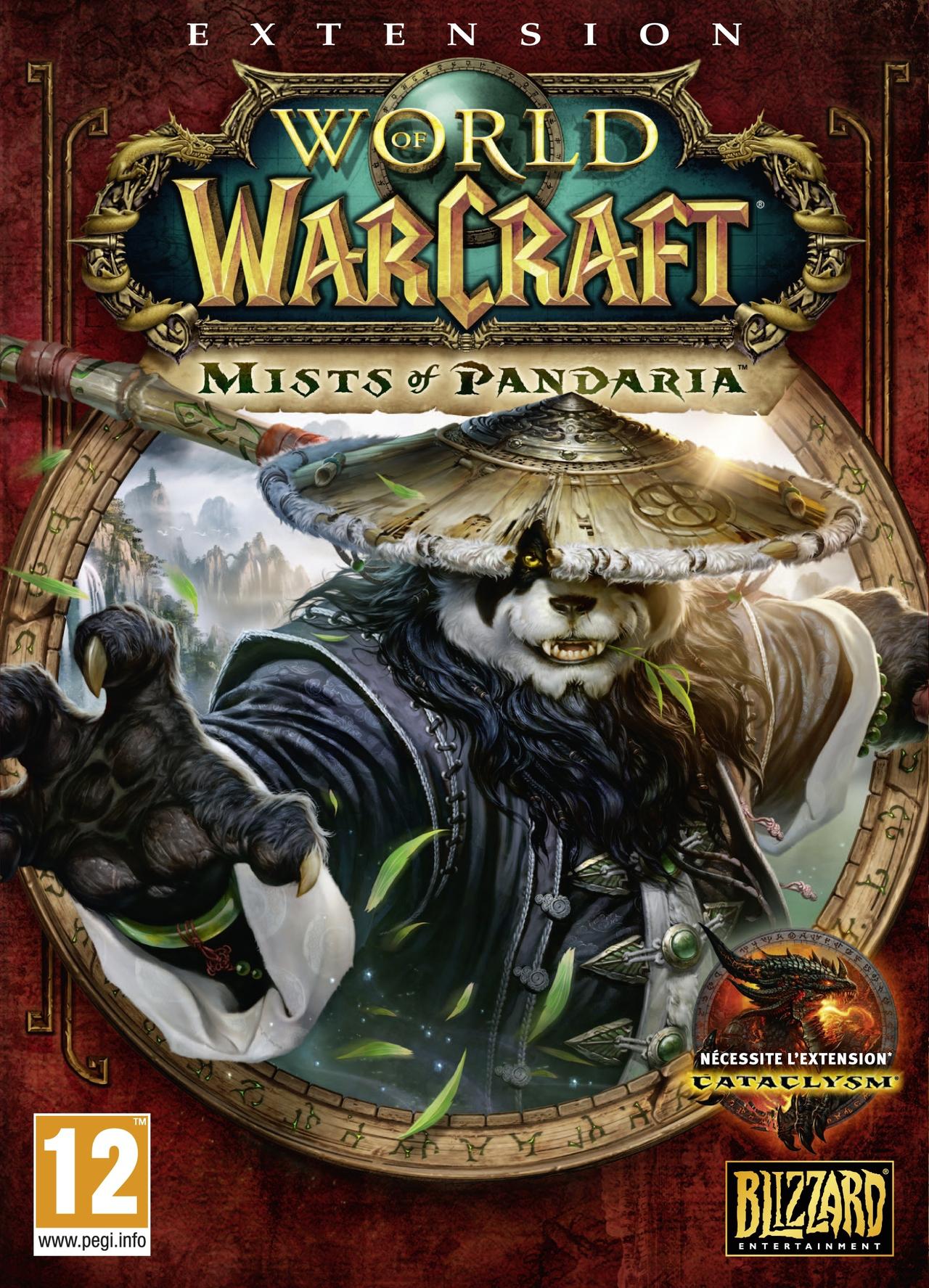 World of Warcraft - Complet avec toutes les extensions