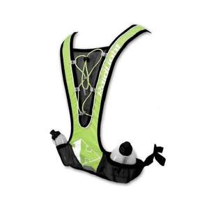 Gilet de running homme Raidlight Kit Led Top - Vert