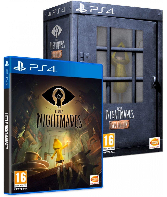 [Prime] Little Nightmares - Six Edition sur PS4