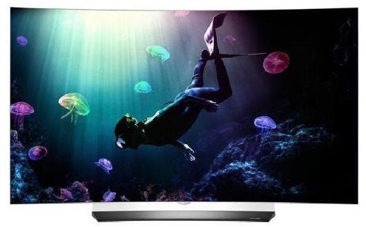 """TV Oled 55"""" LG OLED55C6V -  UHD 4K, HDR, Smart TV"""