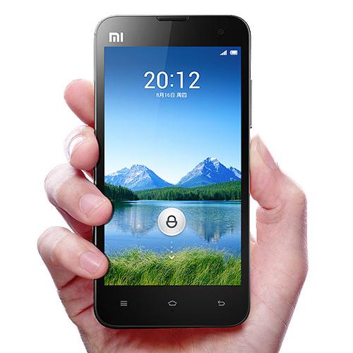 "Smartphone 4.3"" Xiaomi Mi2S 16Go"