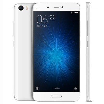 "Smartphone 5.15"" Xiaomi Mi5 Blanc - Snapdragon 820, RAM 3Go, ROM 64Go (Sans B20)"