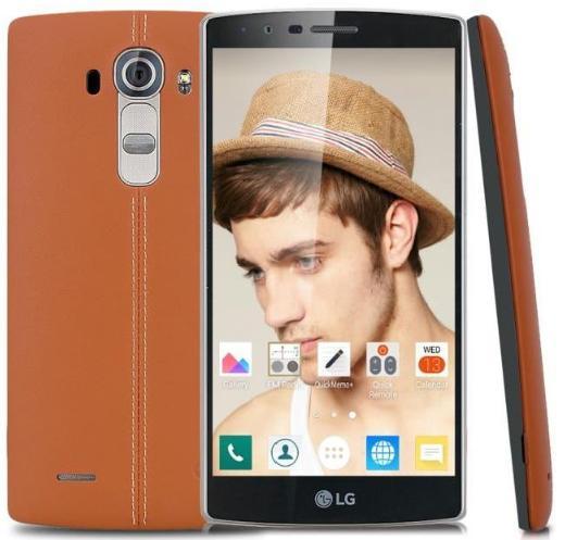 "Smartphone 5.5"" LG G4 H818P Brun - RAM 3Go, 32Go"