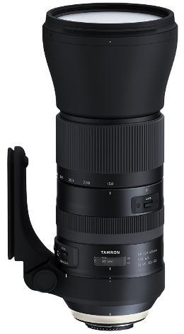 Objectif Tamron 150-600 mm / F 5.0-6.3 SP DI VC USD G2 - Monture Nikon