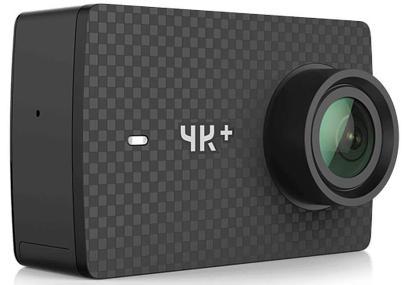 Caméra Sportive Yi 4K+ avec Caisson Etanche - Sony IMX377, 12MP, 4K, 60 FPS