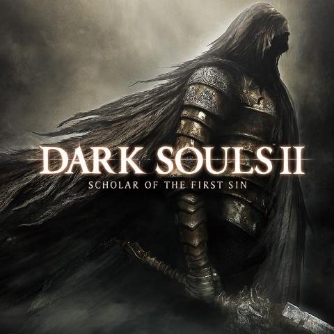 Sélection de jeux dématérialisés en promotion exemple Dark Souls 2 Scholar of the First Sin (pour les abonnés PS+)