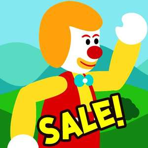 Clown Land Adventure Full gratuit sur Android (au lieu de 0.99€)