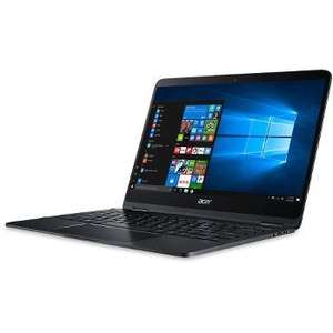"Pc Portable 14"" Acer Spin SP714-51-M37P - i7-7Y75, 8 Go RAM, SSD 256 Go, Windows 10"