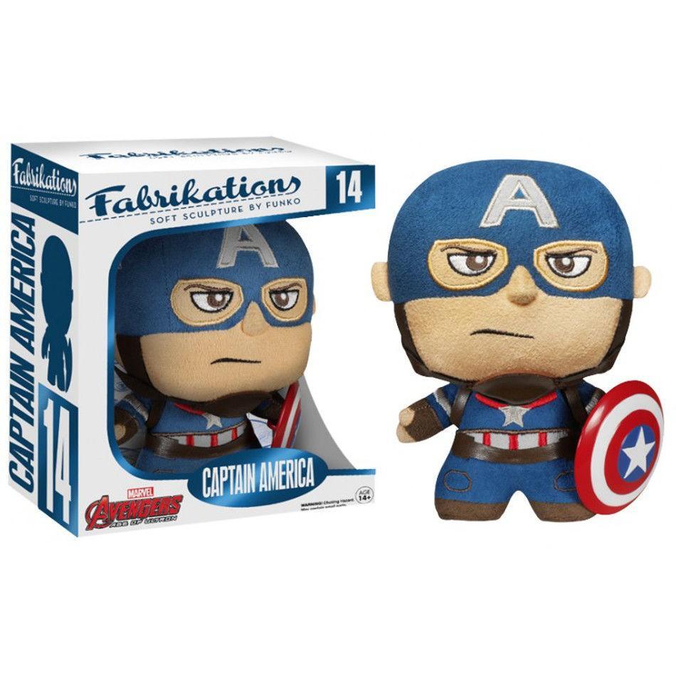 Sélection de produits en promotion - Ex : Figurine Fabrikations Captain America
