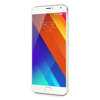 "Smartphone 5.5"" Meizu MX5 - MT6795, 3 Go de RAM, 32 Go, or"