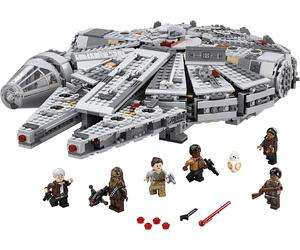 Jouet Lego Star Wars - Millennium Falcon (75105)