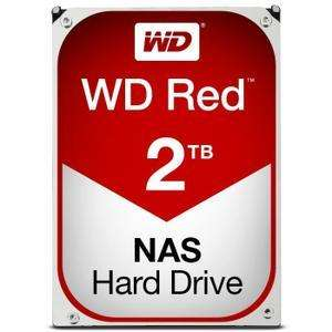"""Disque dur 3.5"""" Western Digital Red - 2 To (5400 trs/min)"""