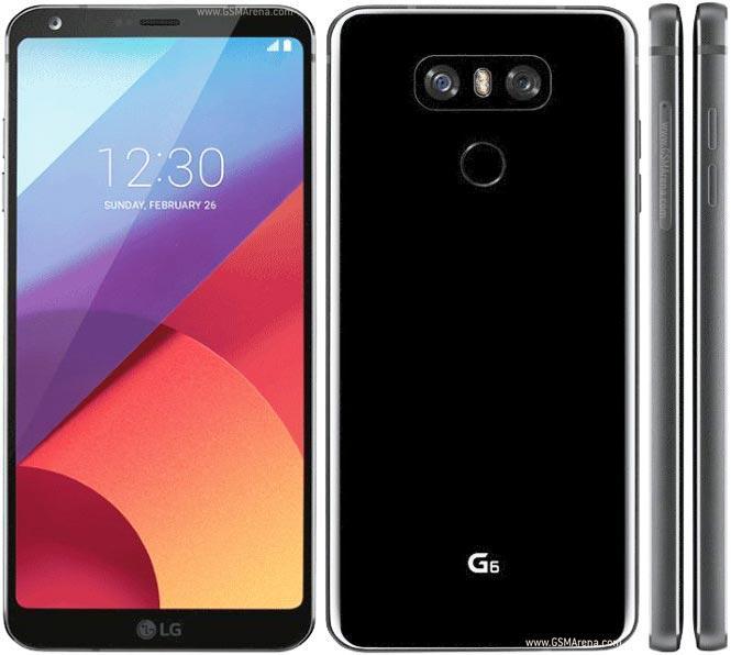 "Smartphone 5.7"" LG G6 - QHD, 32 Go"
