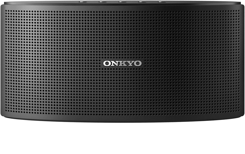 Enceinte Bluetooth Portable Onkyo OKAX3S avec batterie de secours USB - 8h d'autonomie