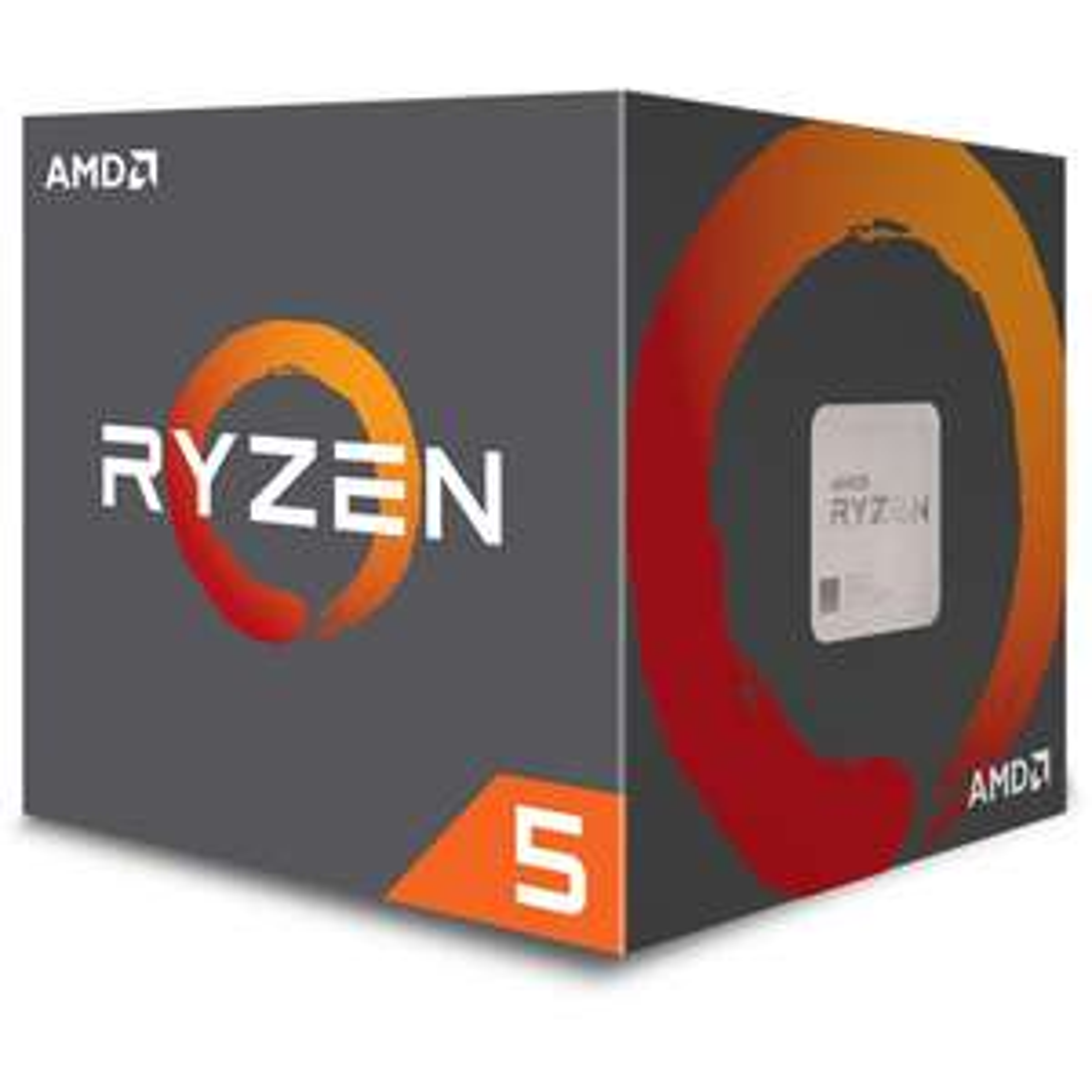 Processeur Ryzen 5 1600X (3.6 GHz)