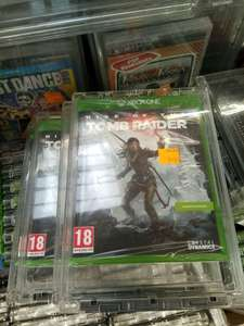 Rise Of Tomb Raider sur Xbox One