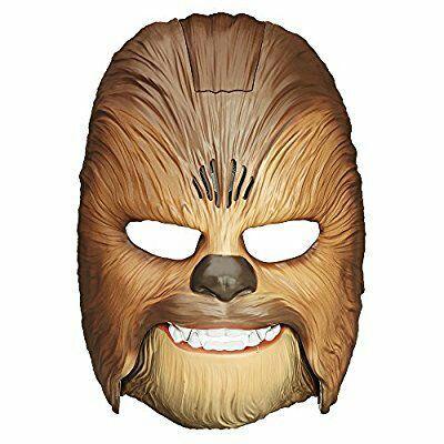 Masque électronique Star Wars Chewbacca