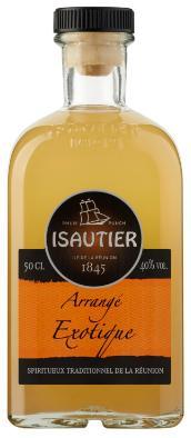 Liqueur Isautier à base de Rhum arrangé (Variétés au choix) - 50 cl
