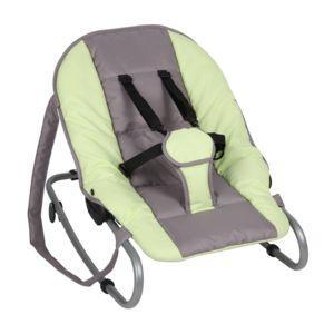 Transat Balancelle Tex Baby pour Bébés - Vert Anis