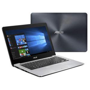 "Sélection de PC Ultraportables Asus - Ex: 13.3"" X302UA-FN165TB (HD, i3-6006U, RAM 4Go, 1To, Windows 10)"