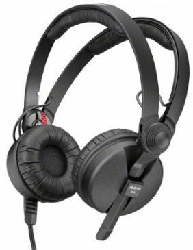 Casque  Hi-Fi Sennheiser HD25-1-II - Noir