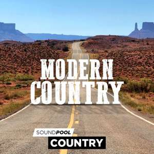 Soundpool Country-Modern Country pour logiciel Magix Music Maker