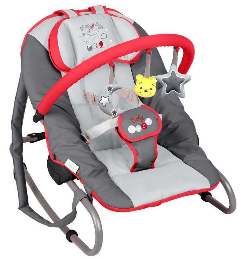 Transat bébé Disney Baby Odessa Winnie avec arche de jeux