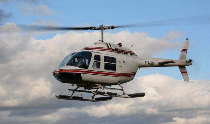 Dune du Pilat ou Vignobles avec un vol en hélicoptère et option dégustation avec Héli-Pro-Passion