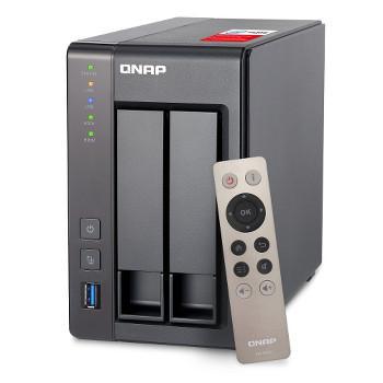 Serveur NAS QNAP NAS TS-251+ - 2 Go de RAM