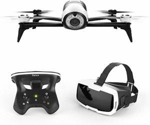 Pack Parrot - drone quadricoptère RTF Bebop 2 + manette SkyController 2 + casque VR