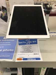 "Tablette 12.9"" Apple IPad Pro - 128go, wifi"
