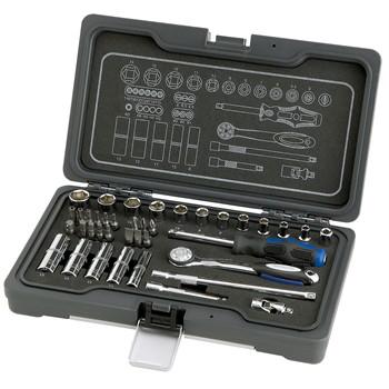 Coffret outils 39 pièces Norauto