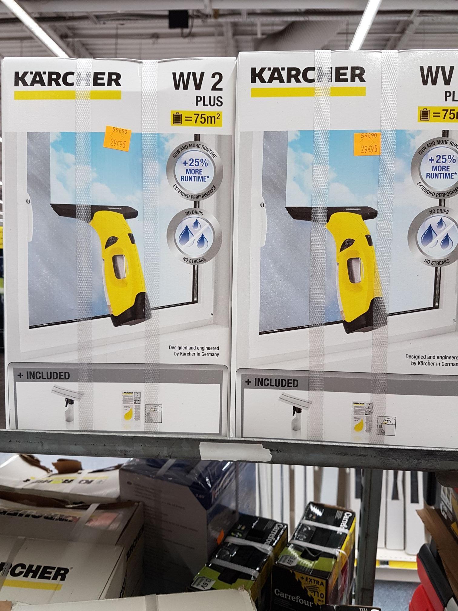 Nettoyeur vitre Kärcher WV2PLUS