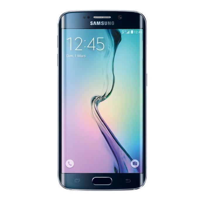 "Smartphone 5.1"" Samsung Galaxy S6 Edge - 32 Go (via ODR 50€)"