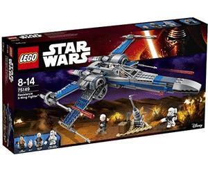 Jouet Lego Star Wars - X-Wing Fighter de la Résistance (75149)