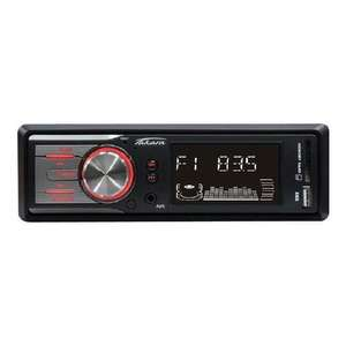 Autoradio Takara RDU1705 - 4 x 15W, SD/USB/AUX, Sans CD (via ODR de 18.99€)