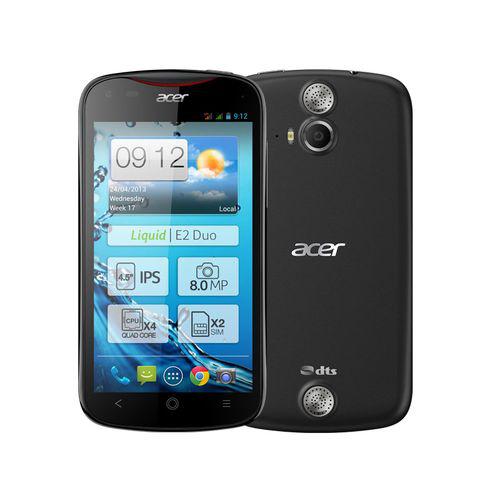 Acer liquid E2 duo Quad Core & double SIM