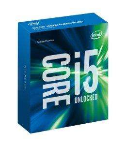 Processeur Intel Core i5-6600K (3.5GHz)