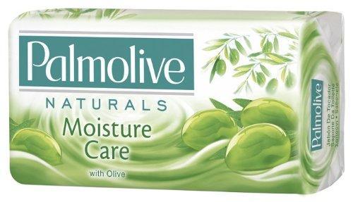 [Panier Plus] Lot de 6 savons Palmolive Naturals Soin Délicat à l'Olive - 90 g