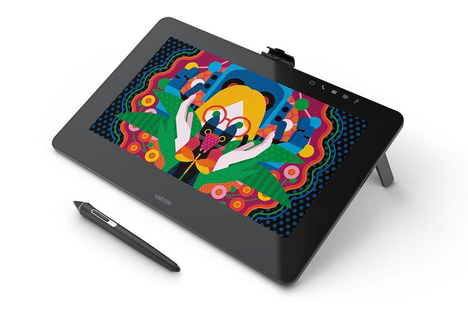 Jusqu'à 25% de réduction sur une sélection de tablettes graphique - Ex: Wacom Cintiq Pro 13