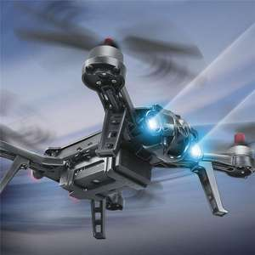 Drone MJX Bugs 6/8 + Ecran + Masque VR + Camera