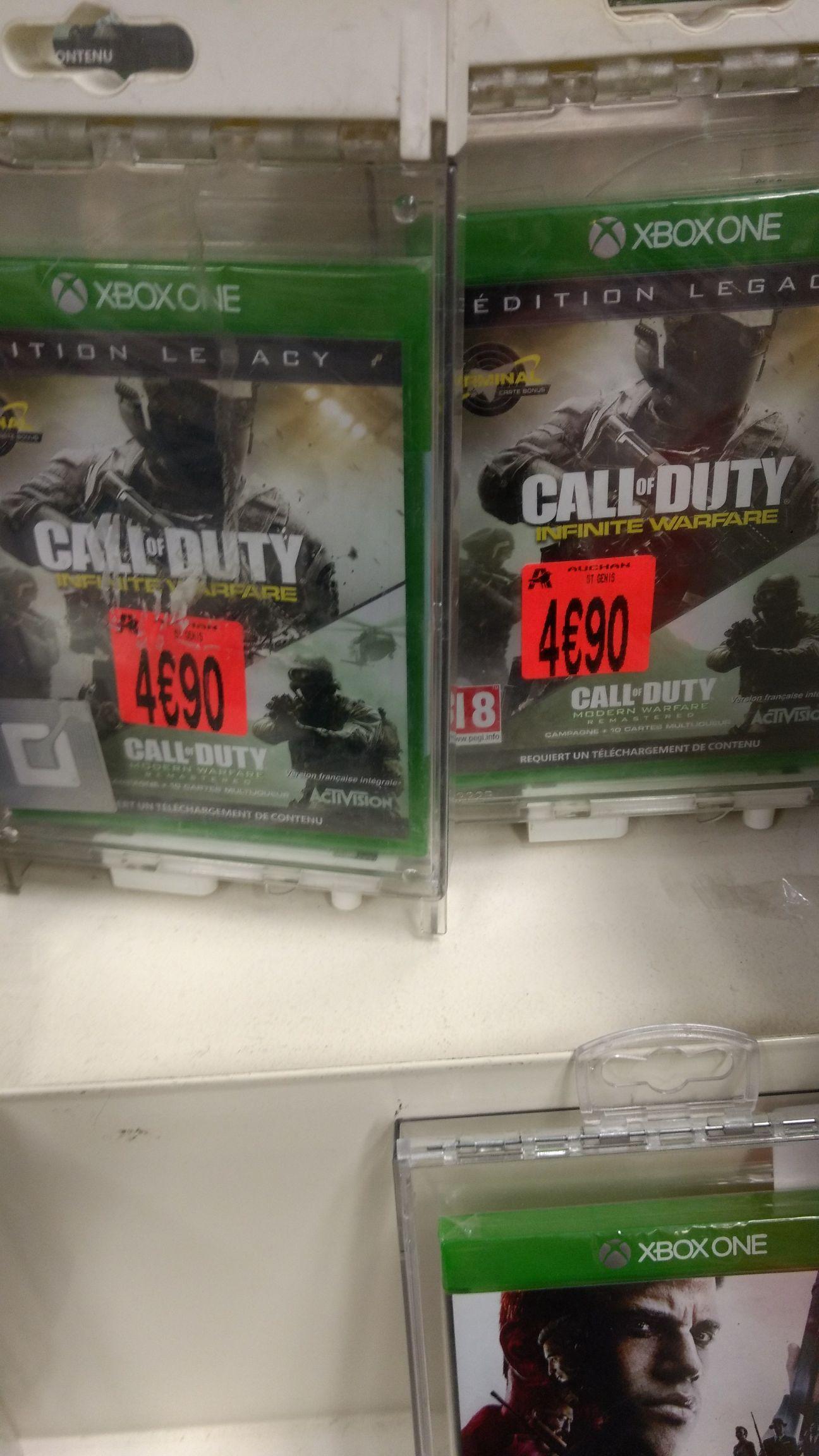 Call Of Duty infinite Warfare Edition Legacy sur Xbox One
