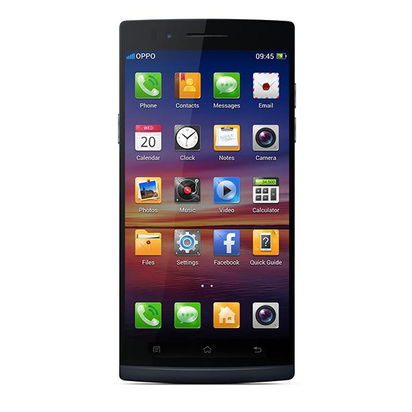 A partir du 29 : Black Friday : Smartphone Oppo Find 5