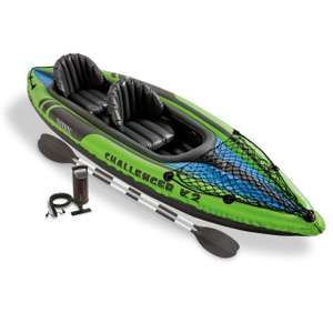 Kayak gonflable Intex Challenger K2 - 351 x 76 x 38 cm