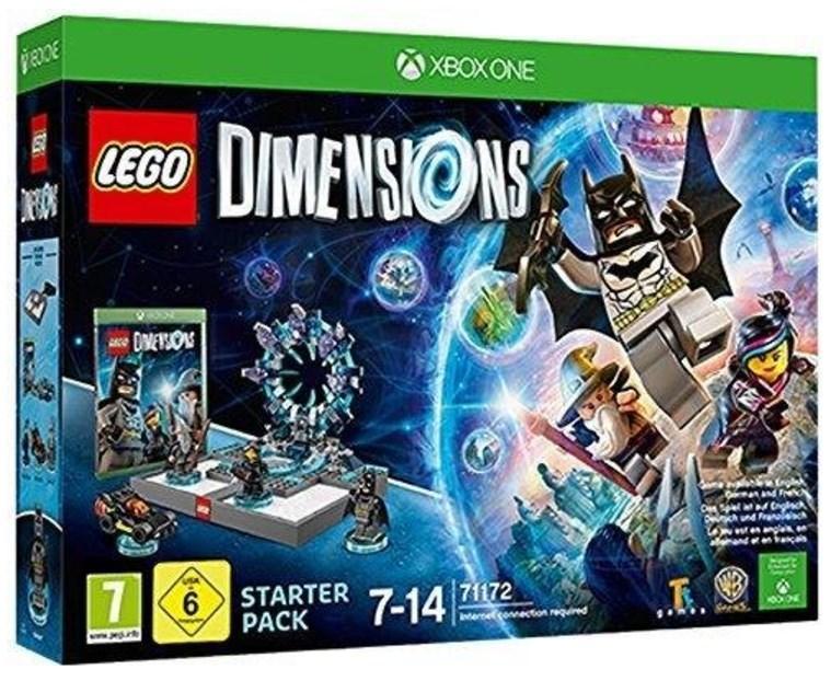 Pack de démarrage Lego Dimensions sur Xbox One