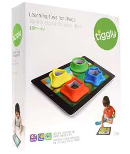 Jeux pour tablette tactile Tiggly Learner Kit for iPad
